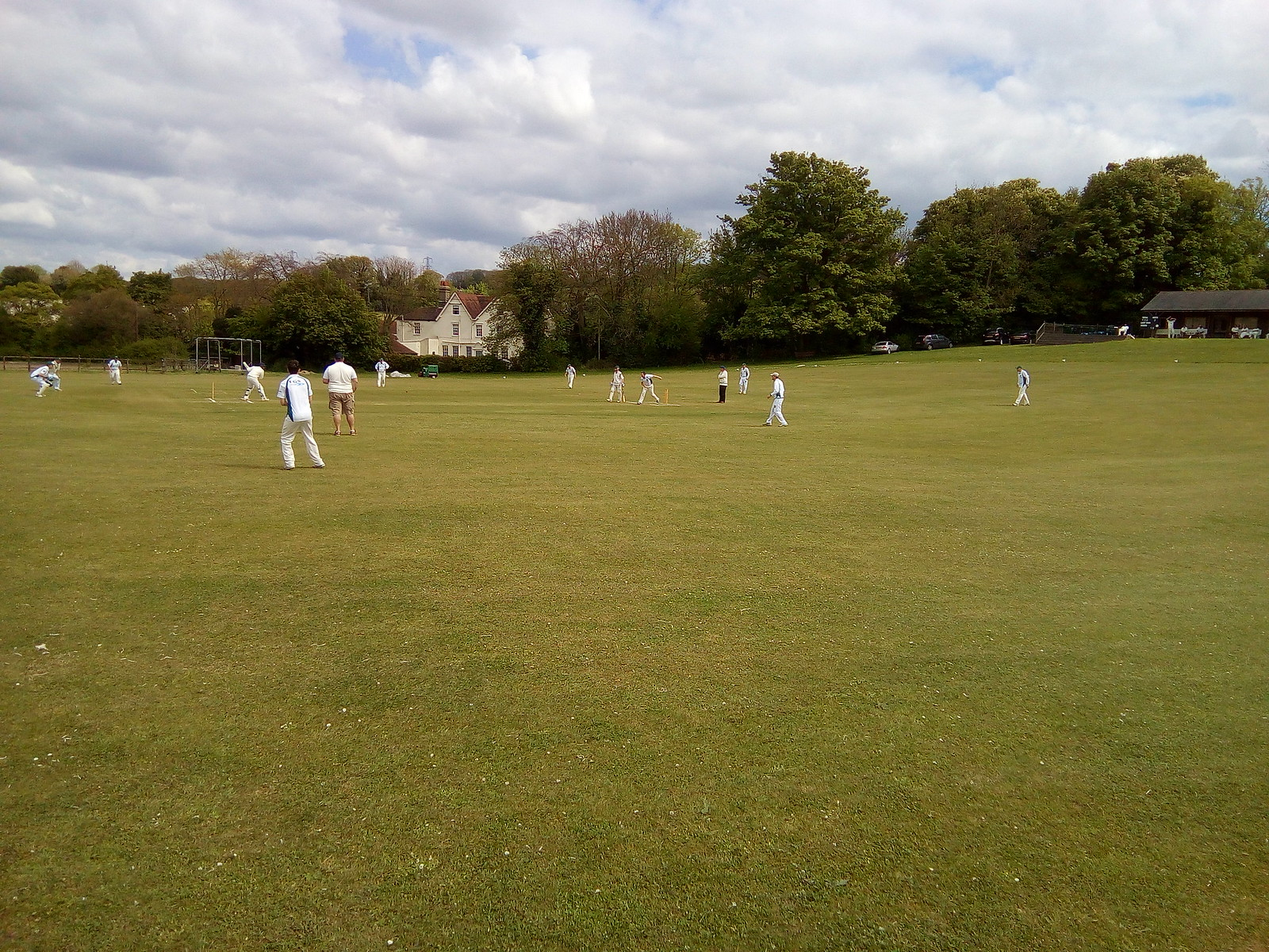 Luddesdown Cricket Match