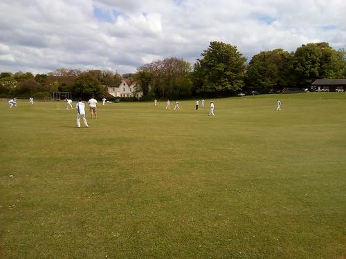 Luddesdown Cricket Match