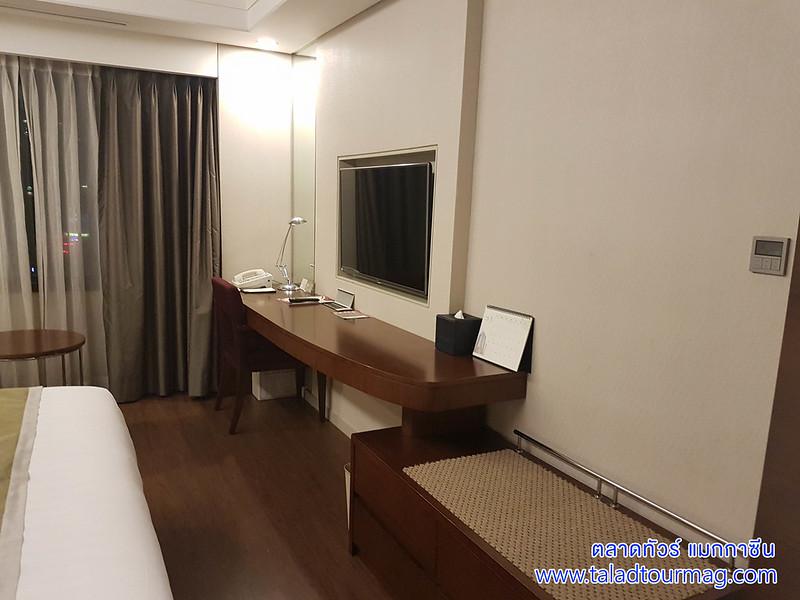 โรงแรมเบสท์เวสเทิร์น พรีเมีย โซล การ์เด้น กลางกรุงโซล เกาหลีใต้