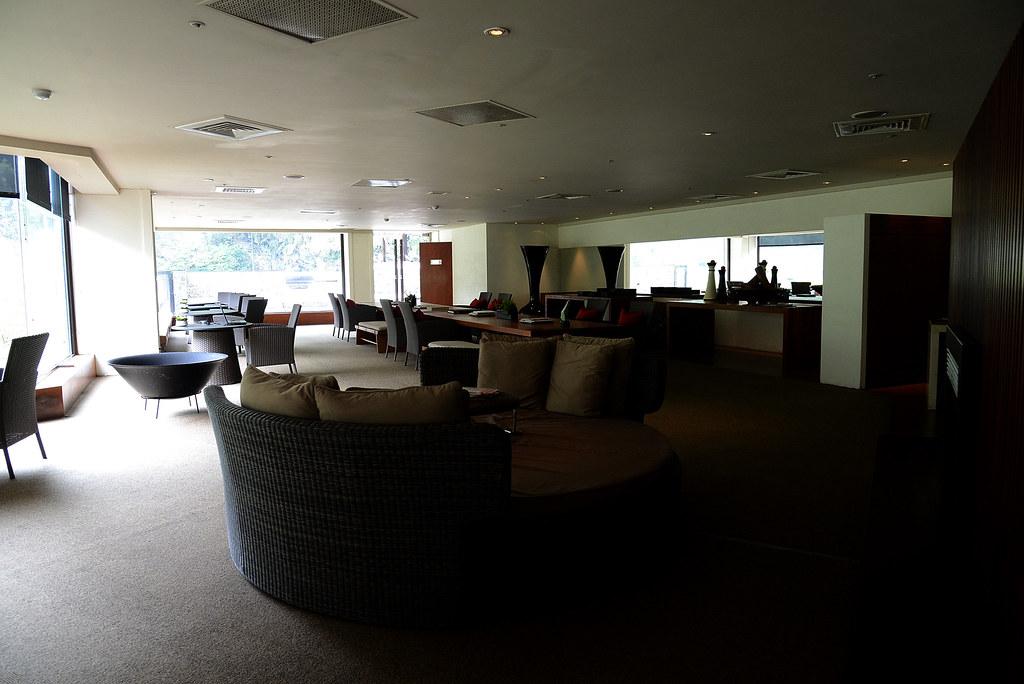 晶英酒店交誼廳