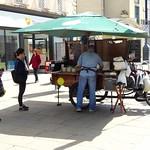Falafel Trike, High Street, Cheltenham 10 May 2017