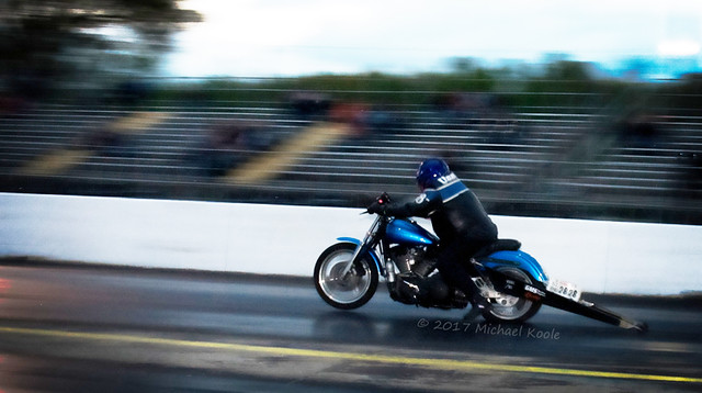 Harleys at the Drags Week19