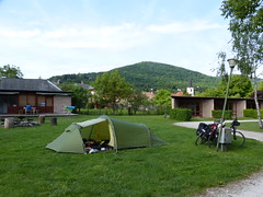 on redécouvre les petits campings sympa en Hongrie