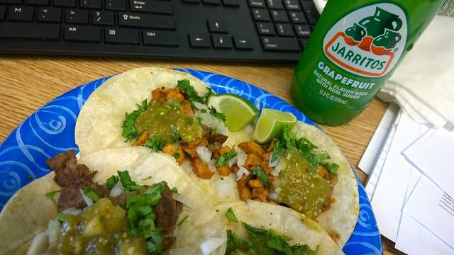 Taco Thursday at ltcc