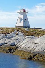 NS-07028 - Terence Bay Lighthouse