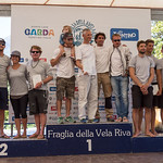 2017 - Riva del Garda Prizegiving - Melges 24 European Sailing Series Event 2