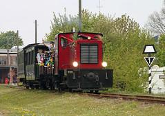 Narrow gauge diesel locomotives