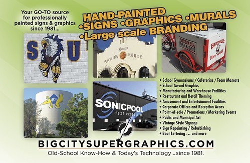 Your GO-TO source for professional sign painting