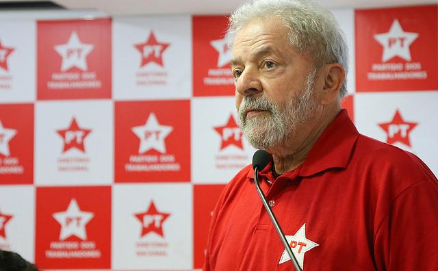 El PT llama a adelantar las elecciones a través de una enmienda constitucional - Créditos: Ricardo Stuckert/ Instituto Lula