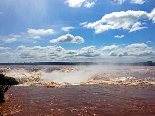 Iguacu Garganta Diabolo   Teufelsschlund