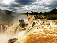 Iguacu | Paseo Superior falls