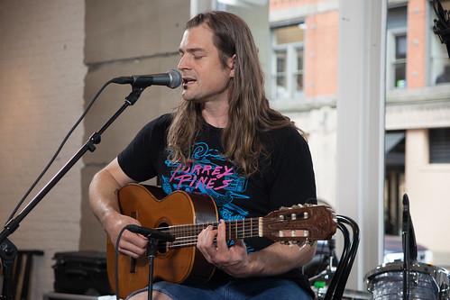 Karl Blau live on KEXP @ Upstream Music Fest