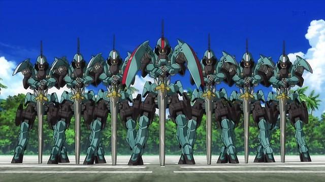 沒有光劍的世界:鋼彈鐵血孤兒格鬥兵器譜