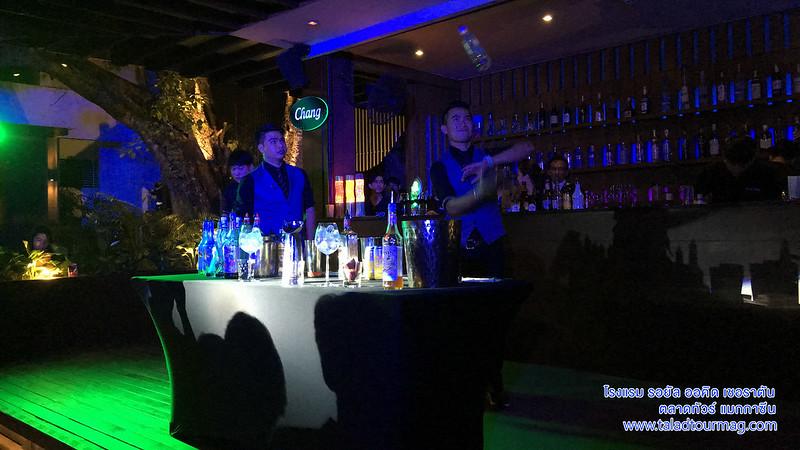 Riverlution Party โรงแรมรอยัล ออคิด เชอราตัน