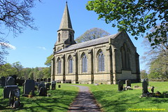 St Peter's Church at Coniston Cold