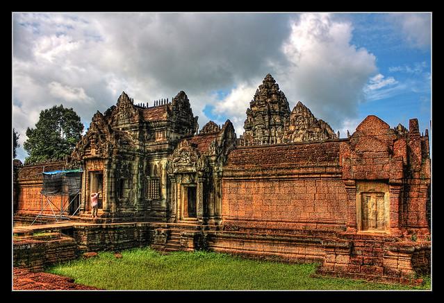 Siem Reap K - Banteay Samre Tempel 02
