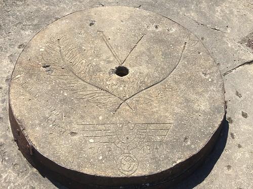 Encuvement - Batterie de Merville (Calvados)