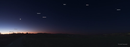 Alineació planetes 050216