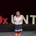 TEDxUNT: Pamela Wat