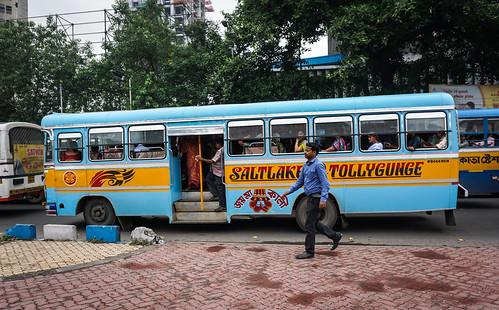 Street in Kolkata (Calcutta), India