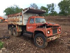 John Ippolito Dump Truck
