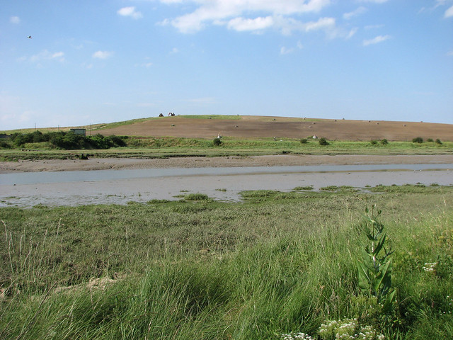 Milton Creek, Sittinbourne