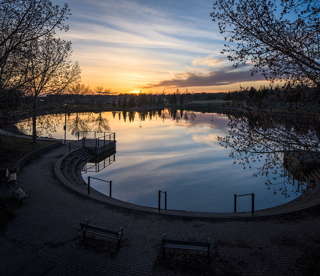 Lacombe Lake Park, St, Nikon D810, PC-E Nikkor 24mm f/3.5D ED