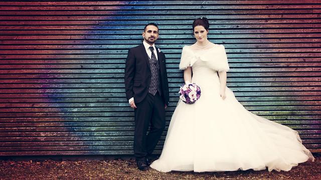 Hochzeit Debbie & Arman