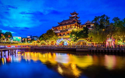 chuaphaphoa vesak phậtđản river lightup hoađăng vietnam pagoda chùa