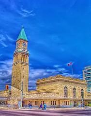 Toronto Ontario ~ Canada North Toronto Railway Station  ~ Now Liquor Board of Ontario ~ Heritage