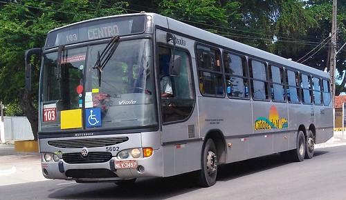 Viação Cidade de Maceió Ltda. 5602