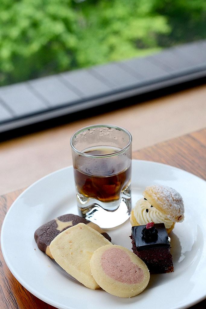 晶英酒店交誼廳 - 下午茶