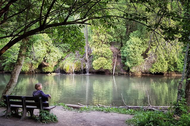 At John Bryan State Park, Yellow Springs, OH
