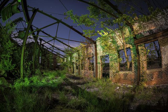 Abandoned Pump Station