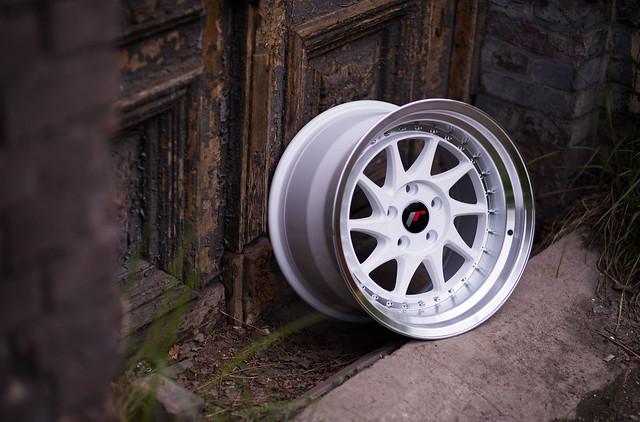 disky jr26 white japan racing wheels. Black Bedroom Furniture Sets. Home Design Ideas