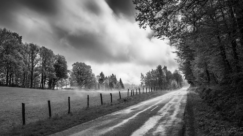 Long Is The Road [B&W] (N32a)