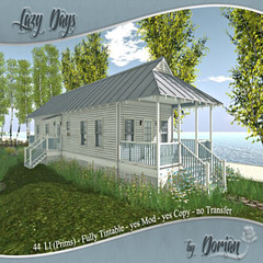 New @ by Dorian Lazy Days Cottage Home