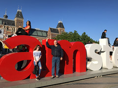 iamsterdam sign, Amsterdam