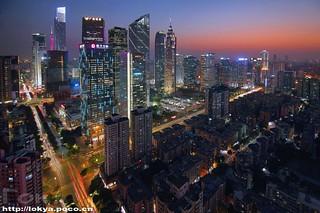 Canton skyline #canton #cantontower #guangzhou #skyline #skylineview #skyscrapercity #sunset #cityview #cityscape #citynights #nightphotography #cityskyline #skylines #skyscraper #cbd #china #ctf #zhujiangnewtown #highview #sunset🌅 #广州 #夜景 #内透 #摩天 by Гок