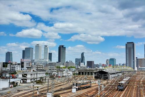 Nagoya City- Japan.
