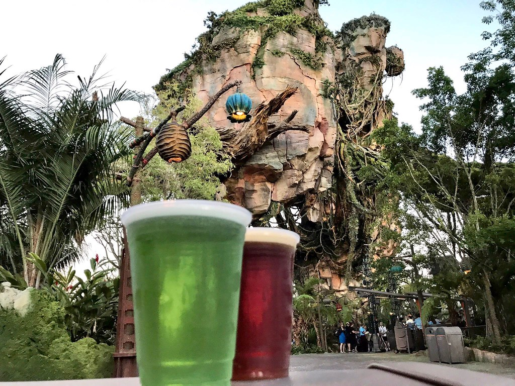 I present the very first trash can pictures of Pandora: The World of AVATAR