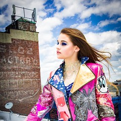 Girl, I travel round the world and even sail the seven seas #1 05/14  #shooting #piabolte #jacket #hotel #rooftop #fashion #editorial #model #passion #nyc #newyork #inspiration #instaday #instago #instagood #instahappy #love #photographer #photography #po