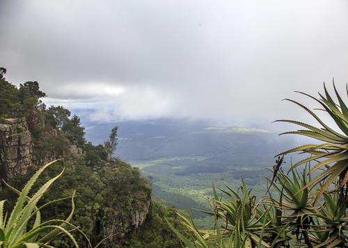 southafrica zuidafrika godswindow blyderiver naturereserve canton view mist mpumalanga sa
