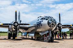 NX529B DS6_5676 2017_05_21 'USAAF' B29A-60-BN Superfortress [44-62070]  _KRBD TX 00