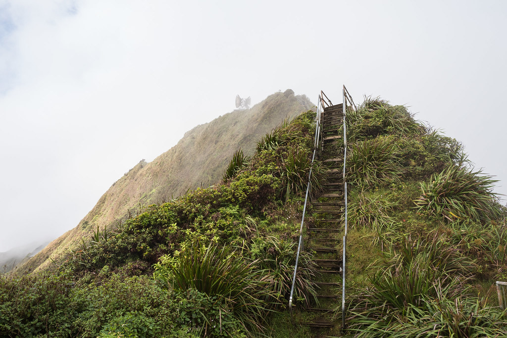 Haiku Stairs