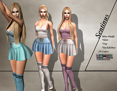 -Sentinus-Mine Skirt Top Boot Outfits