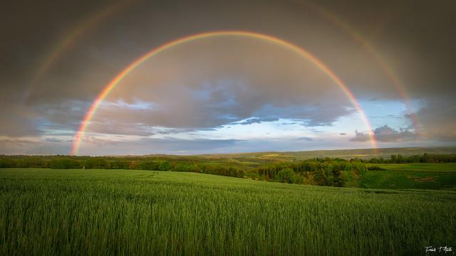 Under the Rainbow, Nikon D800E, AF-S Zoom-Nikkor 14-24mm f/2.8G ED