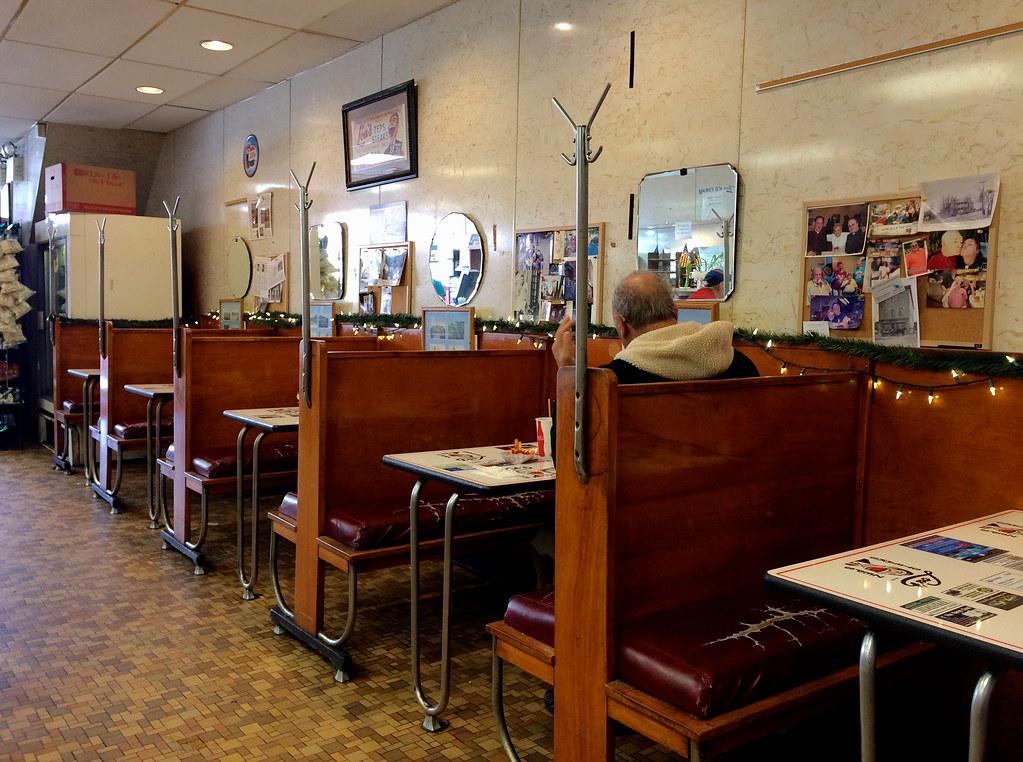 Lou's Sandwich Shop Norristown PA - Pennsylvania - Retro Roadmap
