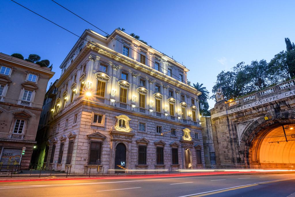 Mapquest Genoa Italy