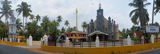 Mary Immaculate Church Mannampetta 1